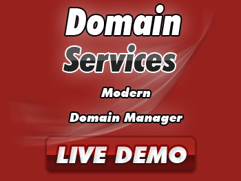 Cut-price domain registration services